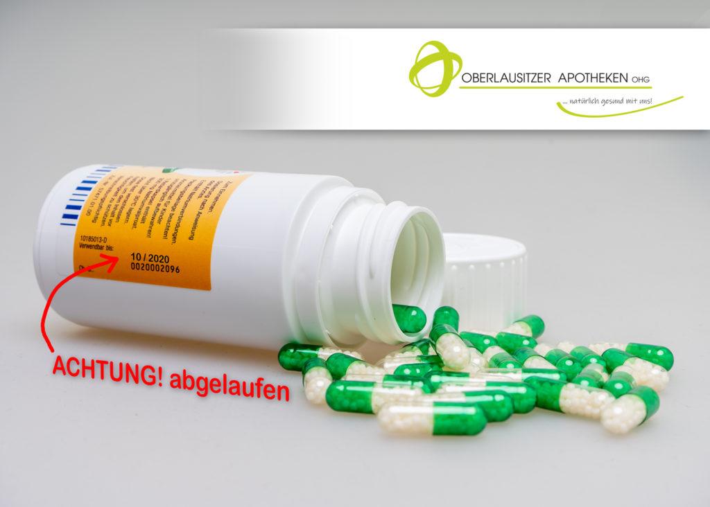 Was passiert eigentlich mit verfallenen Arzneimitteln?